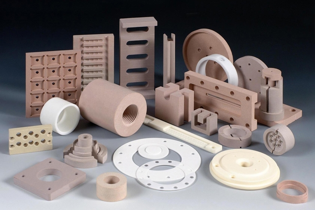Machinable and Dense Ceramics