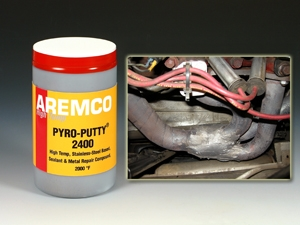Pyro-Putty<sup>®</sup> 2400 High Temp Metal Sealer