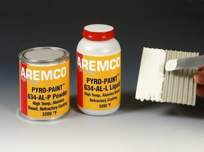 New Pyro-Paint™ 634-AL High Temp Refractory Coating