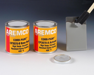 New Corr-Paint™ CP2070 Provides High Temp Corrosion Protection