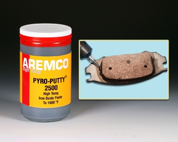 Pyro-Putty® 2500 High Temp Metal Sealer Now Available