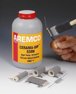 New Cerama-Dip™ 538N Coating for Ceramics Resistors Now Available