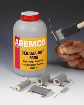 New Cerama-Dip™ 538N Ceramic Resistor Coating Now Available
