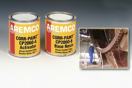 Corr-Paint™ CP2060 Abrasion Resistant High Temp Coating Now Available