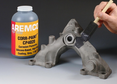 Aremco Corr Paint Cp4020 High Temperature Coating