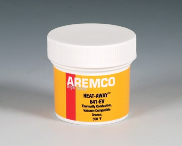 Heat-Away™ 641-EV Silver-Filled Vacuum Compatible Grease Now Available