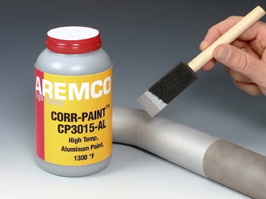 Aremco | Corr-Paint™ CP3015-AL High Temp Aluminum Paint ...