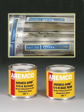 Aremco-Bond 614 Electrically Conductive Adhesive Now Available