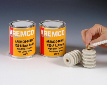 Aremco-Bond™ 820 High Temp Flexible Adhesive Now Available