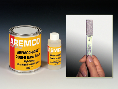 Aremco-Bond 2300 Ultra High Strength Adhesive Now Available