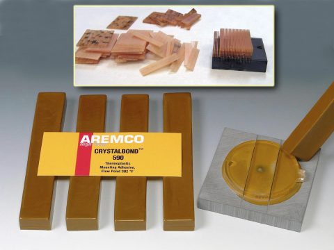 Crystalbond 590 Mounting Adhesive Now Available