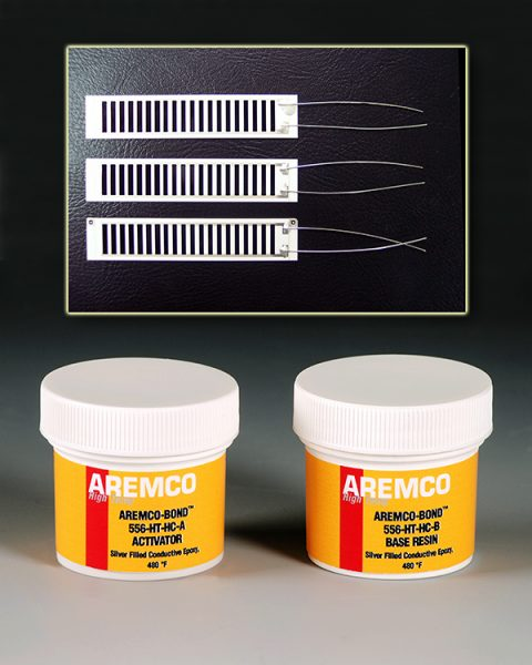 New Aremco-Bond 556-HTHC Silver Epoxy Now Available
