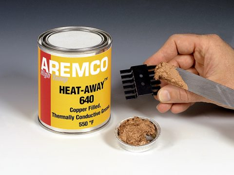 Heat-Away 640 Thermally Conductive Copper Grease Now Available