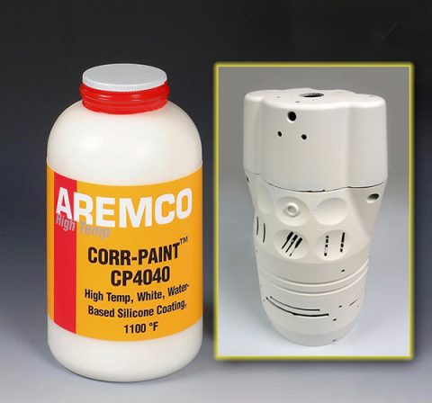 New Corr-Paint CP4040 High Temp White Coating Now Available