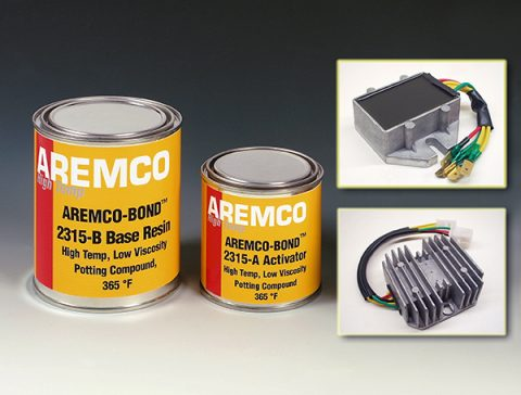 Aremco-Bond 2315 High Temp Potting Compound Now Available