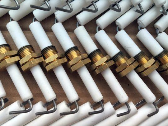 High Temperature Ceramic Adhesives